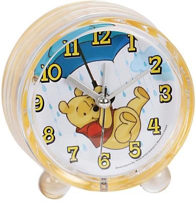 Disney Digital Yellow Clock