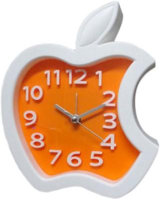 Mebelkart Analog Orange Clock