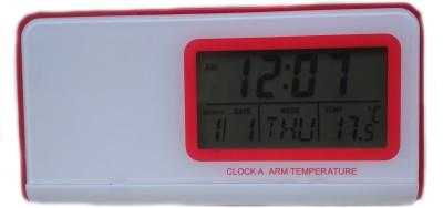 ptcmart Digital RED Clock