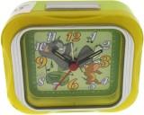 Warner Bros. Analog Yellow Clock