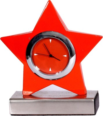 Shape n Style Analog Multicolor Clock