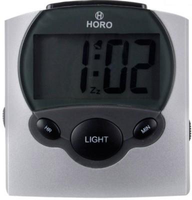 Horo Digital Gray Clock