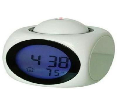 Shopper52 Digital Multicolor Clock