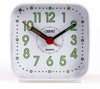 Orpat Analog Grey Clock
