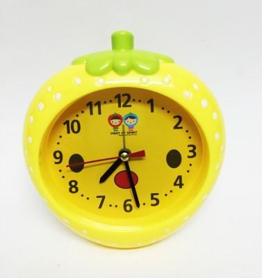 Design O Vista Yellow Clock