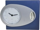 Divinext Analog Silver Clock