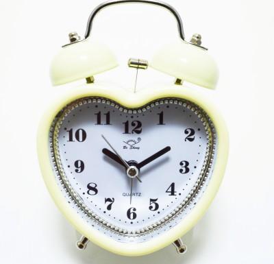 Like Analog Cream Clock