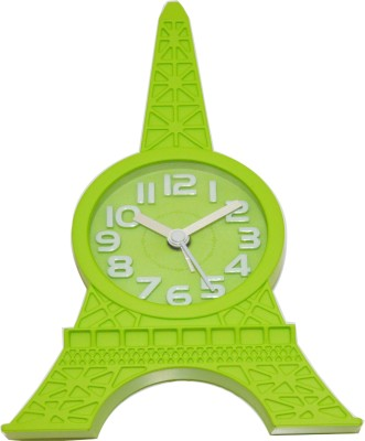 Like Analog Green Clock