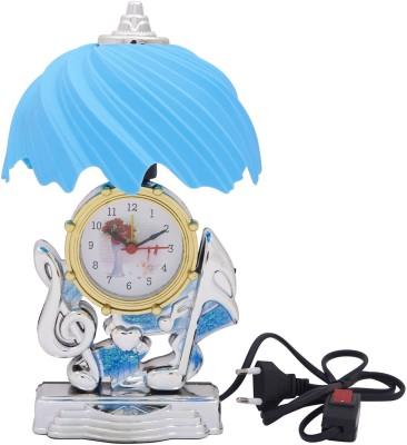 KBE Analog Blue Clock