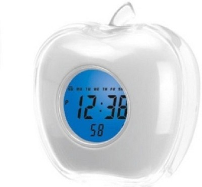 Elwin Digital Assorted Colours Clock
