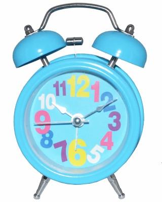 Like Analog Blue Clock