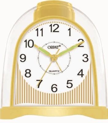 Orpat Analog Golden Clock