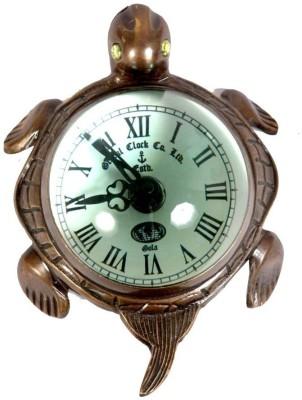 Traje Total Clock Co. Ltd. Analog Brown Clock