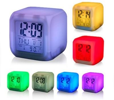 Swiftech Digital White Clock