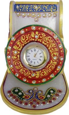Excellent4U Analog Multicolor Clock