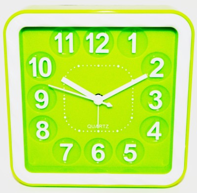 Like Analog Apple Green Clock
