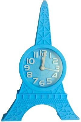 ShopeGift Analog Blue Clock