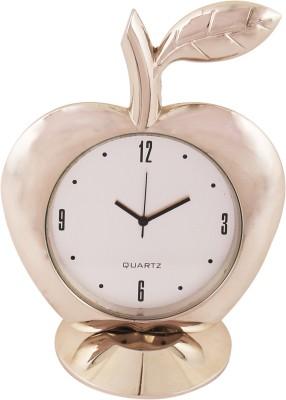 Bazaar Pirates Analog Silver Clock