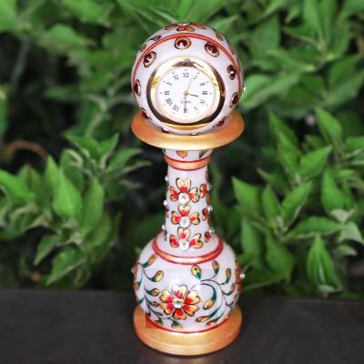 RajLaxmi Analog Multicolor Clock