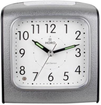 Horo Analog Grey Clock
