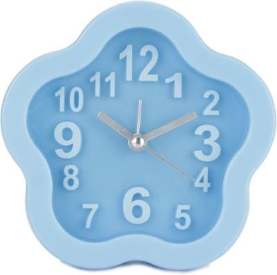 Design O Vista Analog Blue Clock