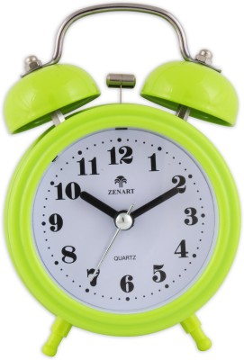ZENART Analog Green Clock