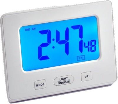 HAPS Digital WHITE Clock