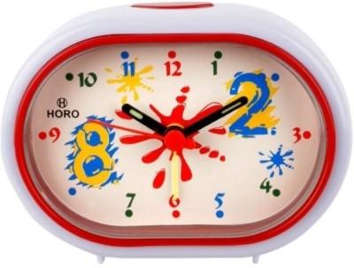 Horo Analog white Clock