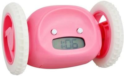 mehakent Digital PINK Clock