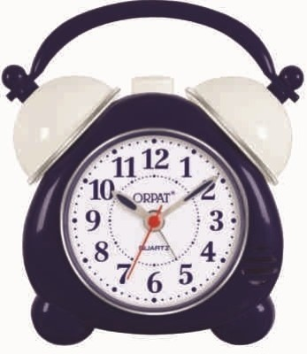 Orpat Analog Blue Clock