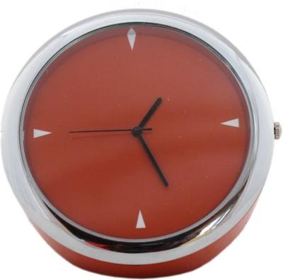Tootpado Analog Orange Clock