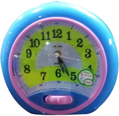 Gadget-Wagon Analog Multicolor Clock