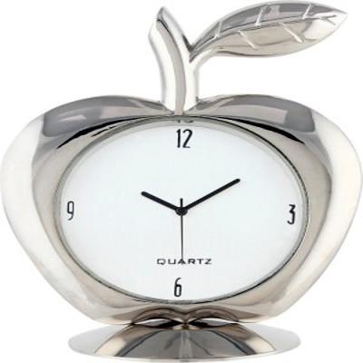 Shopnow Analog Silver Clock