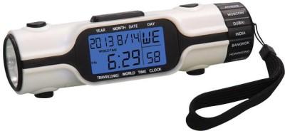 DIZIONARIO Digital White Clock