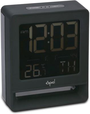 Opal Digital Black Clock