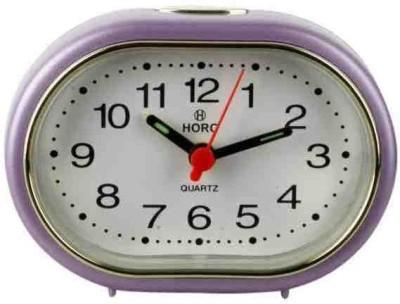 Horo Analog Purple Clock