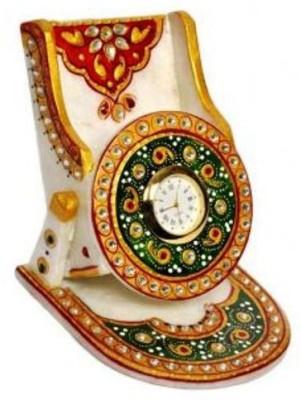 ISHITA Analog Multicolor Clock