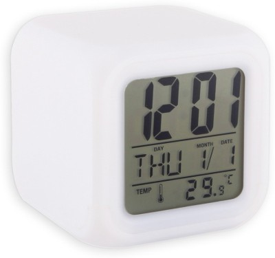 Mezzotek Digital Multicolor Clock