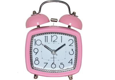 Like Analog Pink Clock