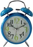 Gift Island Analog Light Blue Clock