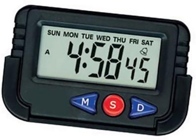 Inventure Retail Digital Black Clock