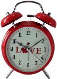 Gift Island Analog Multicolor Clock