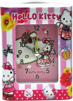 Hommate Analog Muticolour Clock