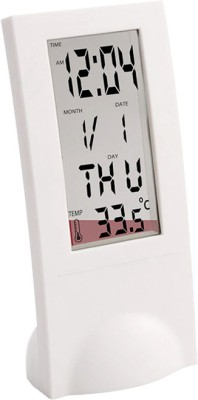Aptron Digital White Clock