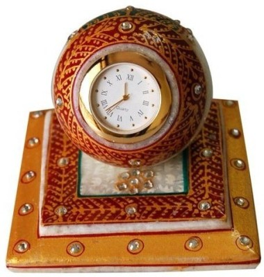 Shreeng Analog Multicolor Clock