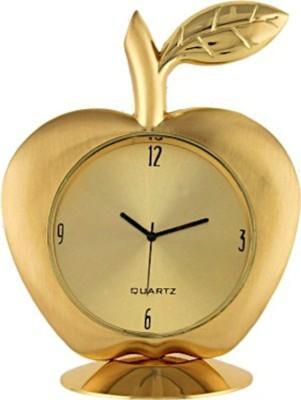 Swiftech Analog Golden Clock