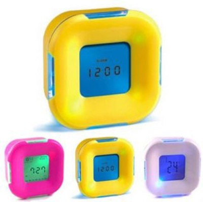Trioflextech Analog-Digital Multi Clock