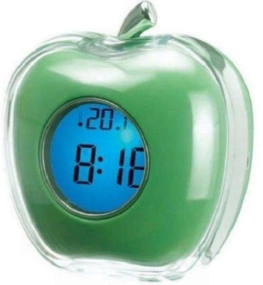 Gadget Bucket Digital multicolor Clock