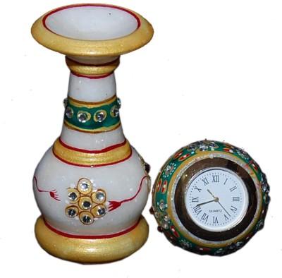 MNE Analog MULTICOLOUR Clock