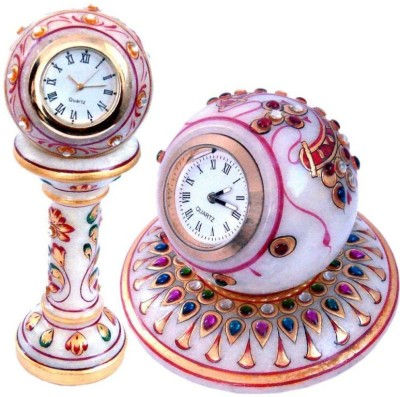 Anshul Fashion Analog Multicolor Clock